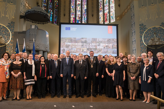 European Heritage Awards Ceremony 2017